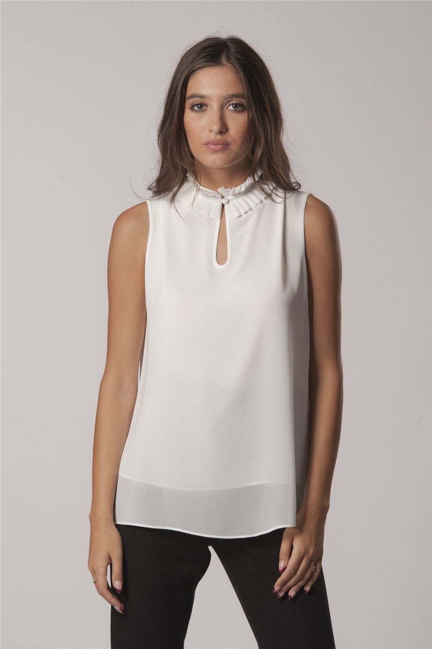 Блуза Голден бела