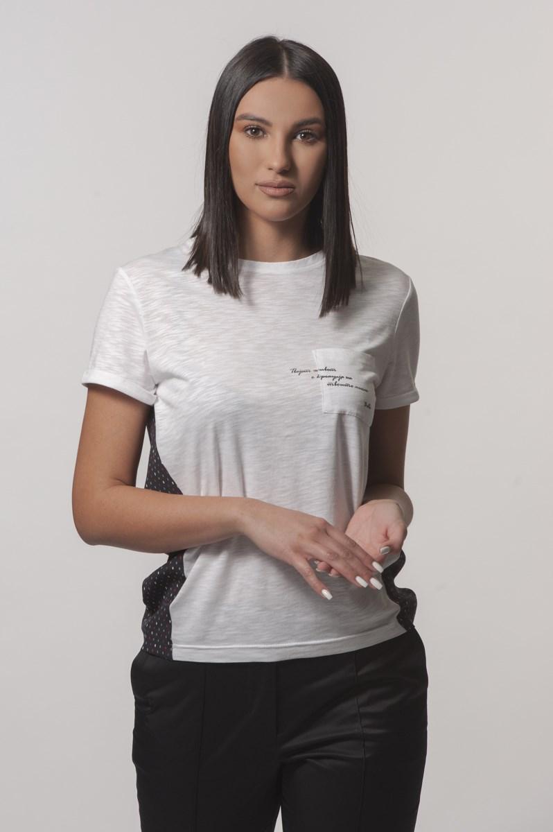 Блуза Лусиен