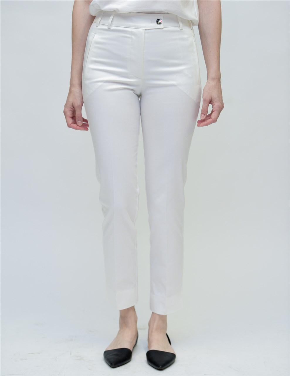 Панталони Монако бели