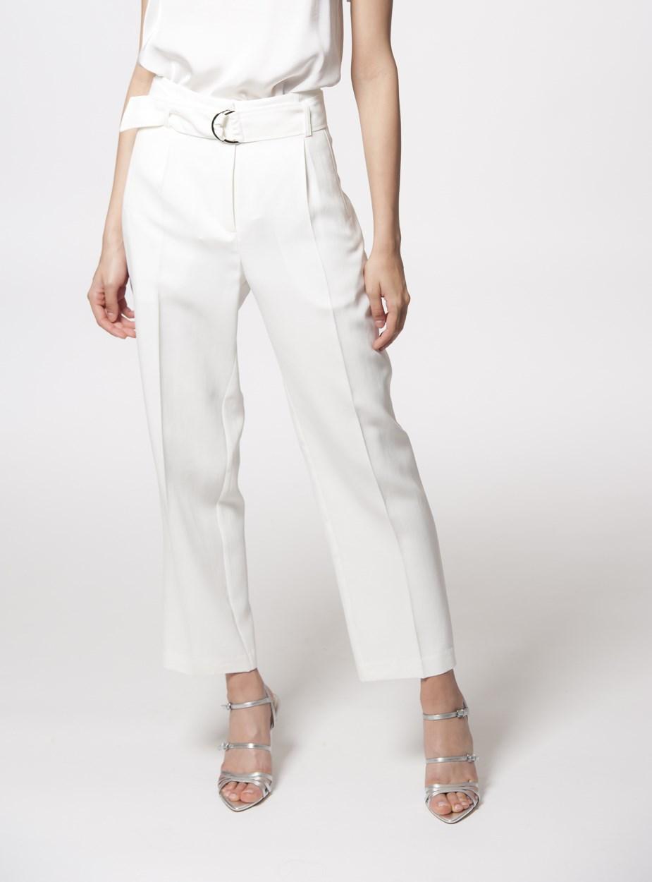 Панталони Астреа бели