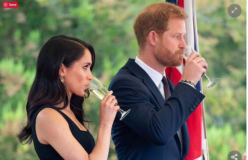 Кралските членови и нивните омилени пијачки