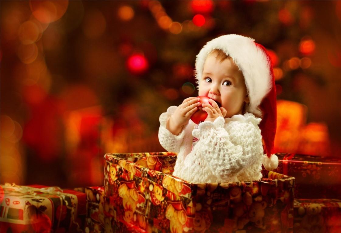 Како изгледа Нова Година кога имате бебе?