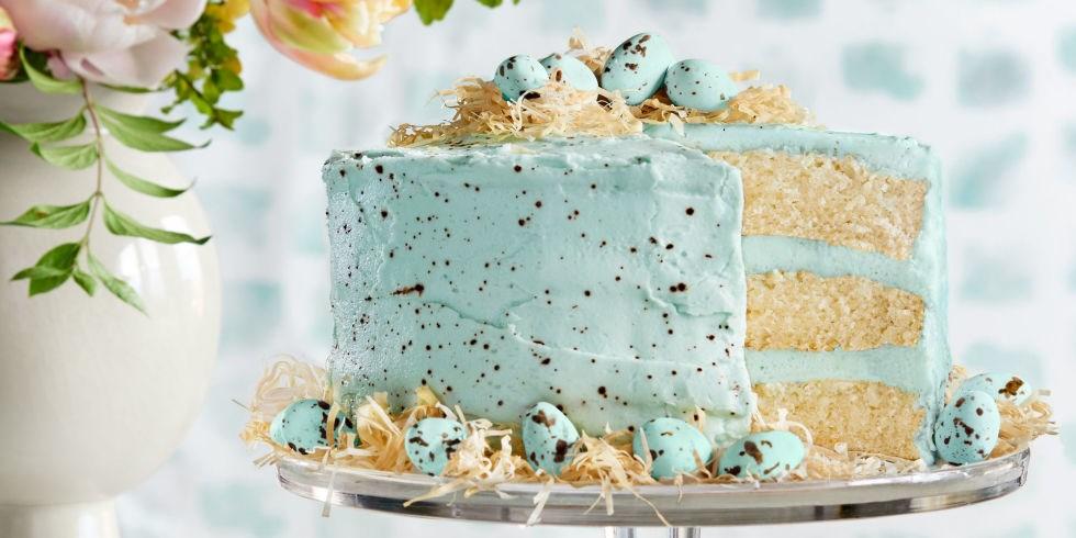 Рецепт за велигденска торта со кокос