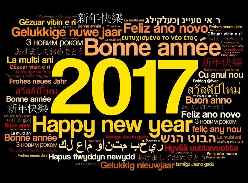 Како да честитате Нова Година на повеќе јазици