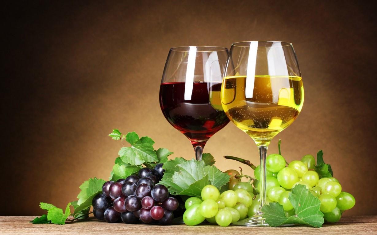 Виното помага во намалување на килограмите