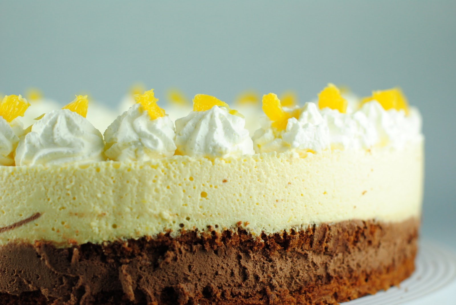 Засладете се со зимска торта