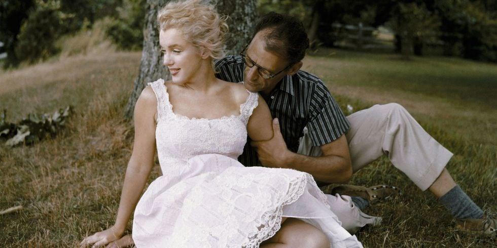 Ретки слики од Мерлин Монро со нејзините сопрузи