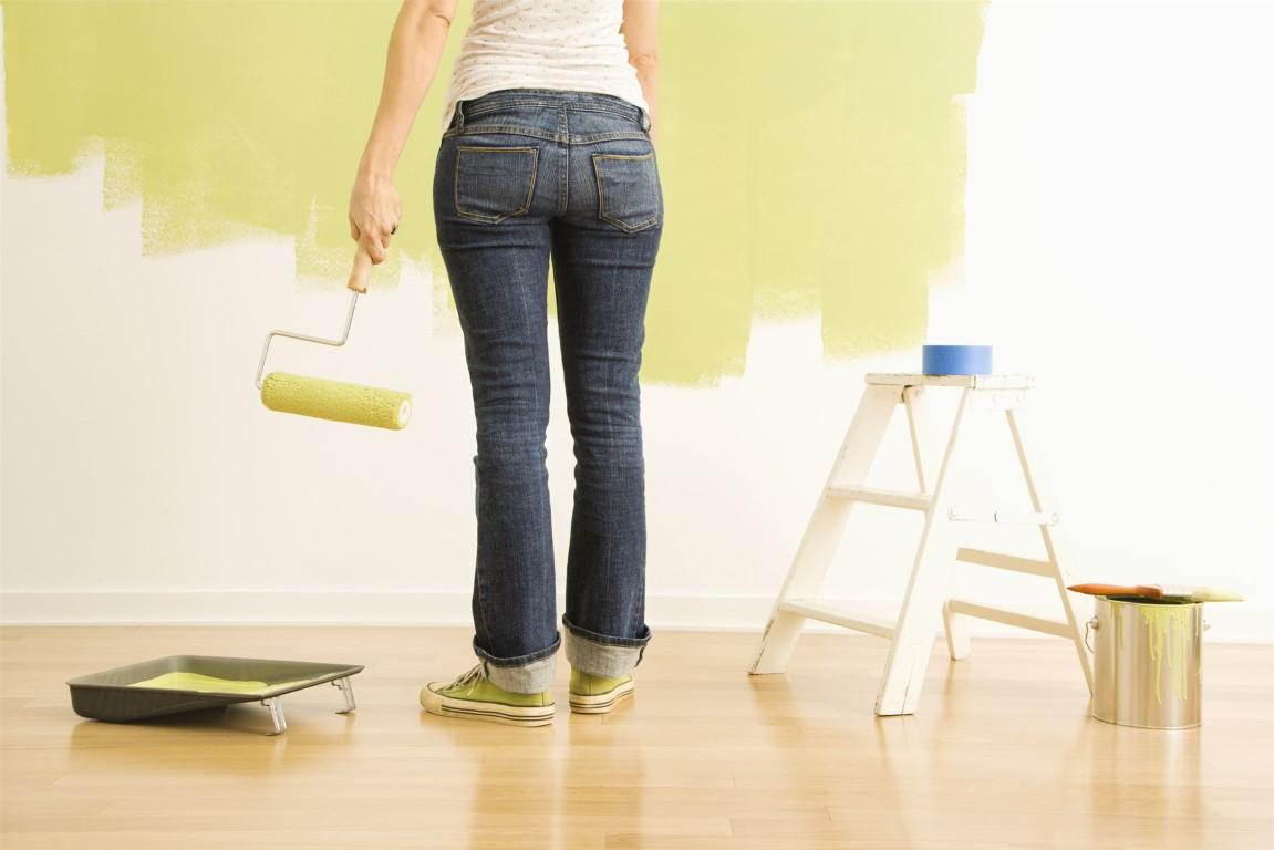 Како полесно да ги бојадисувате ѕидовите во вашиот дом