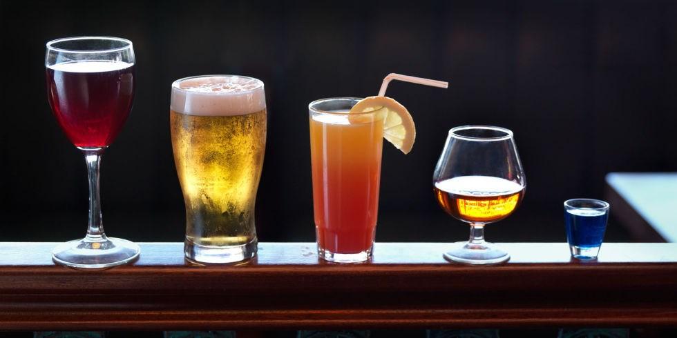 Колку калории има во алкохолните пијалаци