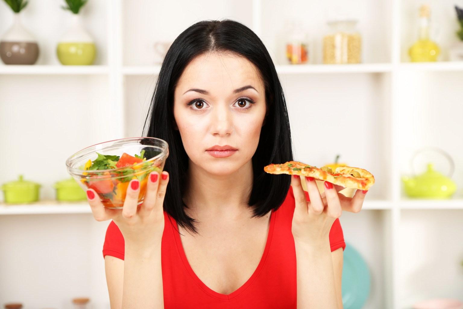Зошто треба да се избегнува држењето на строги диети