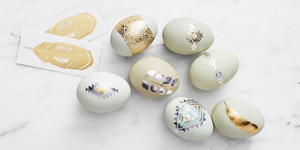 Идеи за вапсање на велигденските јајца