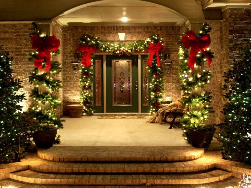 Идеи за новогодишни декорации во вашиот дом