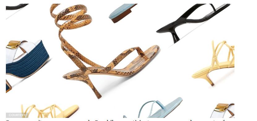 Модели на сандали кои ќе бидат хит ова лето