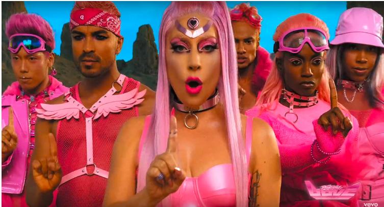 Излезе новата песна на Лејди Гага