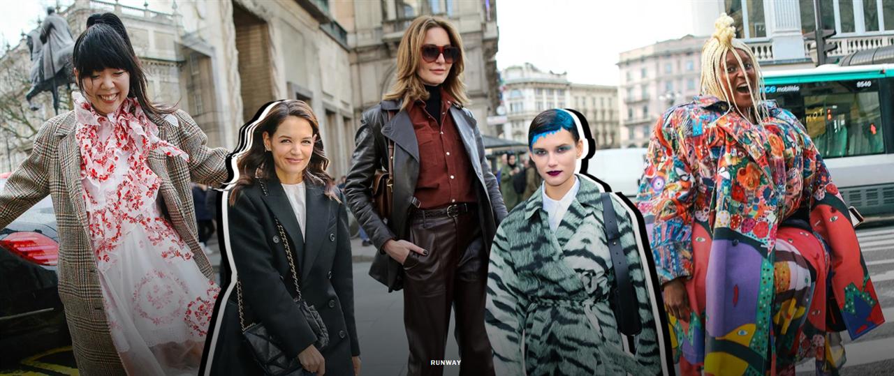 6 најголеми трендови на улична мода за оваа есен