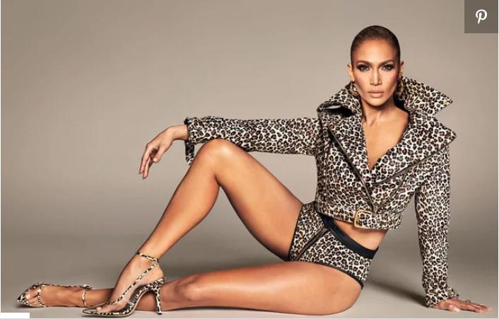 Излезе новата секси колекција на Џенифер Лопез