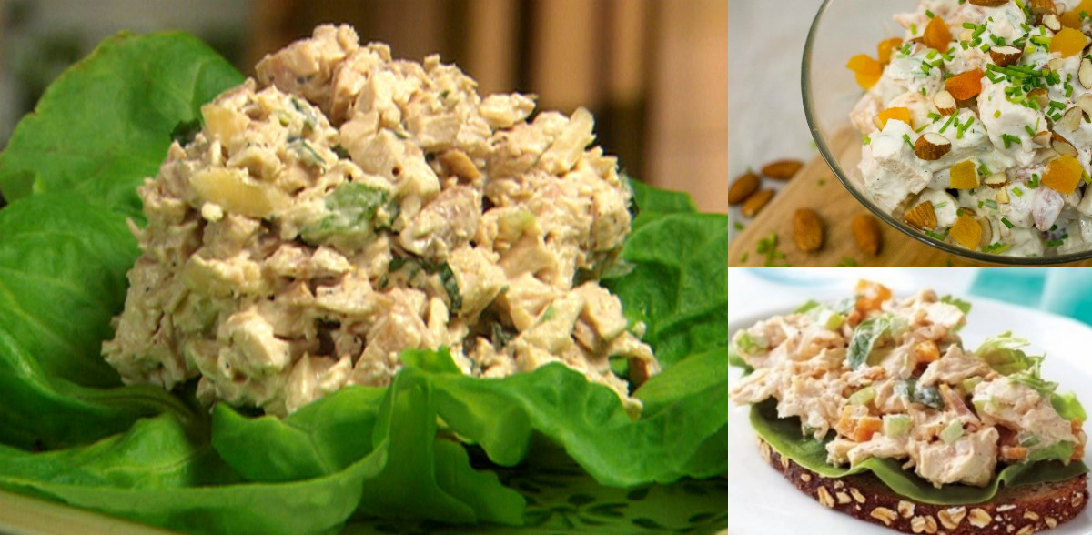 Едноставен рецепт – салата со пилешко и суви кајсии