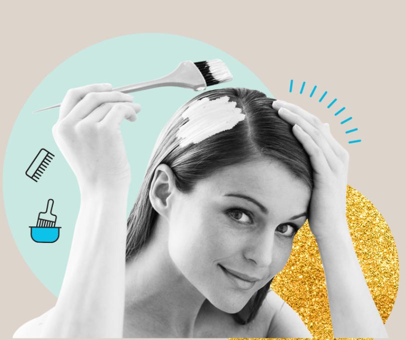 Како да ја офарбате косата во домашни услови?