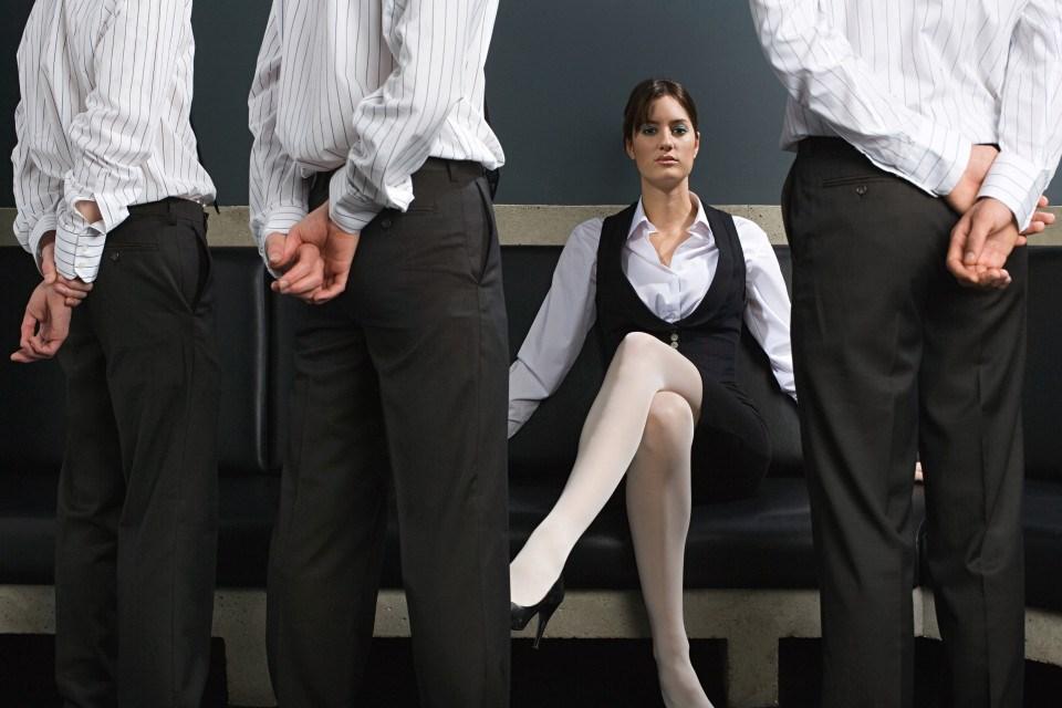 Како да успеете во областа каде доминираат мажите