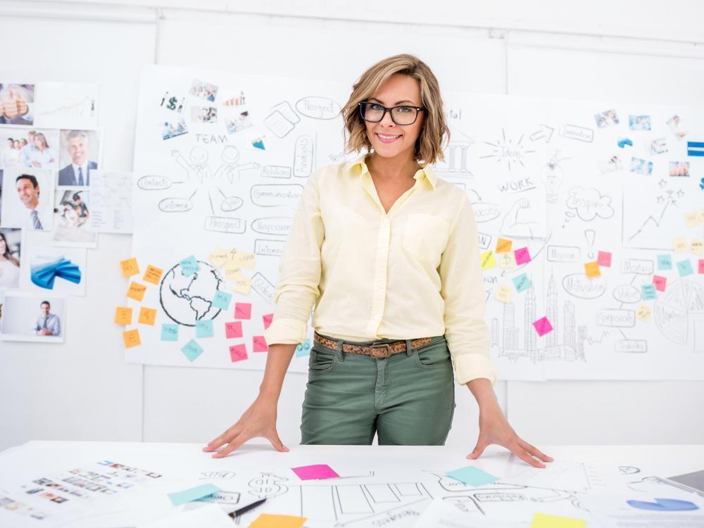 Совети за деловните жени: развијте го креативниот живот