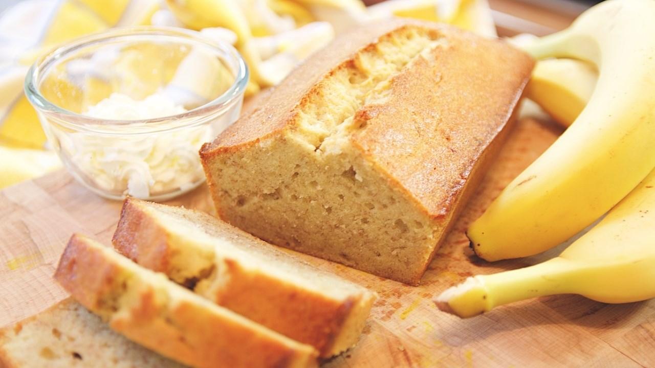 Торта од банана која ќе ве воодушеви