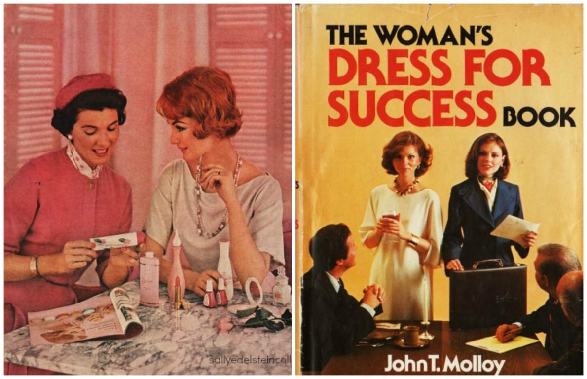 """Препорачуваме да ја прочитате """"The woman's dress for success book""""- подолу следува и зошто"""