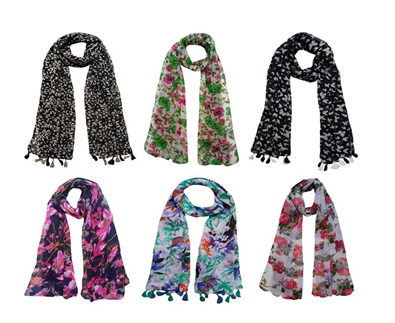 5 начини како да носите марама