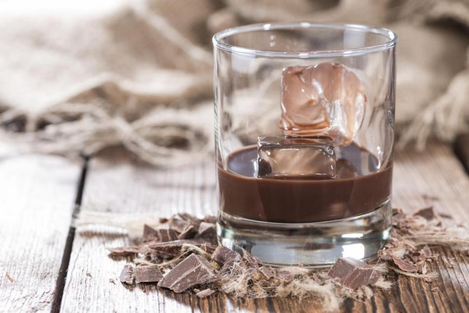 Рецепт за ликер од чоколадо