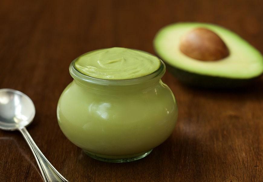 Направете сами - мајонез од авокадо