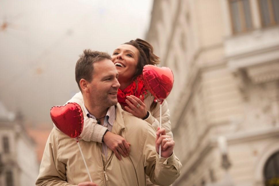 Романтични идеи за состанок за Денот на вљубените