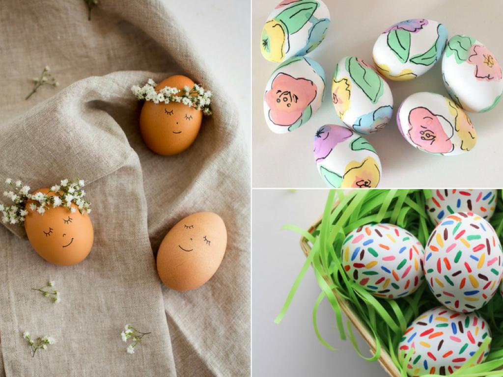 Интересни идеи за бојадисување на велигденските јајца