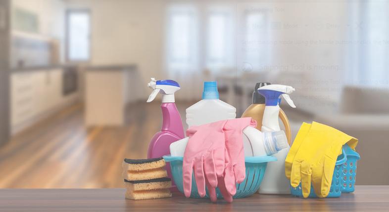 Како да ги исчистите најтешко достапните места во домот?