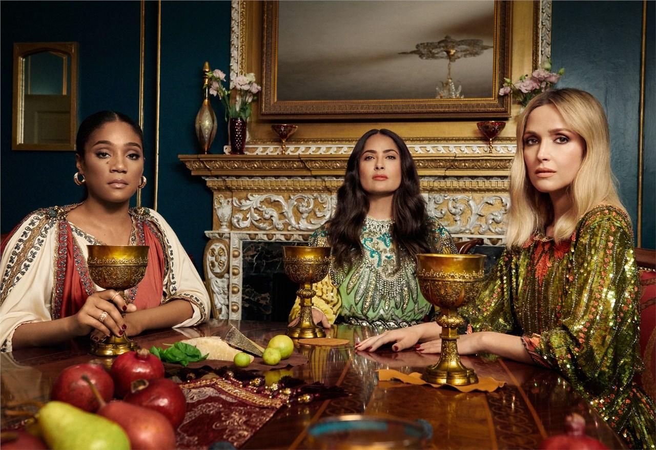 Филмот кој ги спои Тифани Хадиш, Селма Хаек и Роуз Бирни на филмското платно