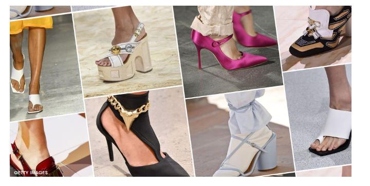 7 најголеми трендови за обувки