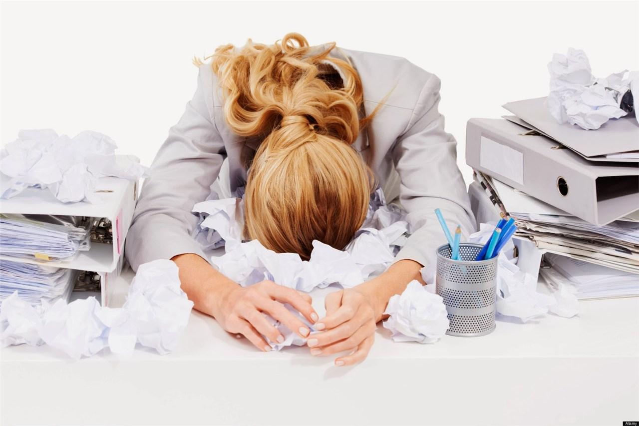 10 начини да го намалите стресот на работа