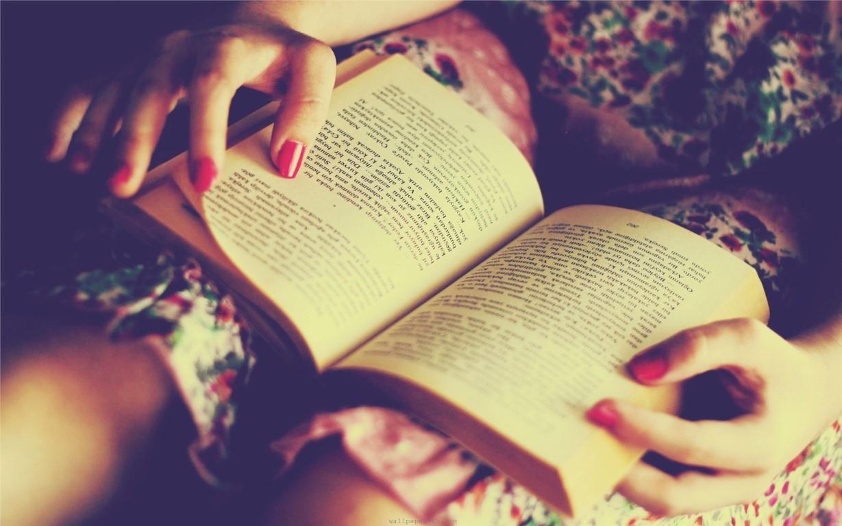 Причини зошто треба да читате книги