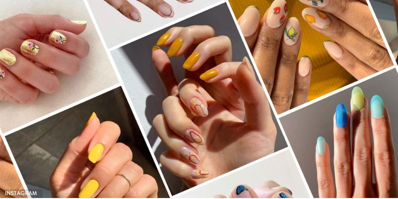 Трендови за убави летни нокти