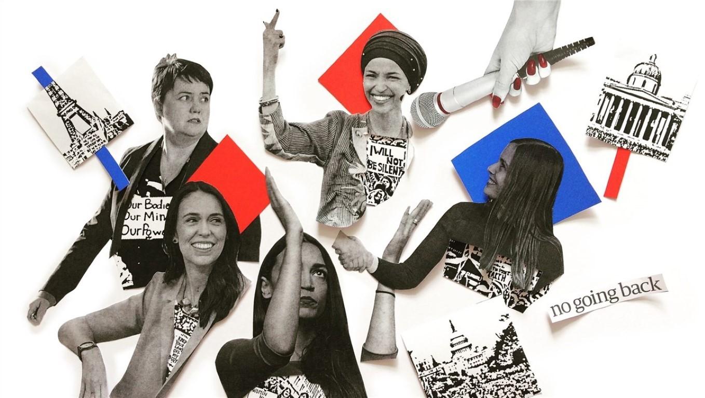 Запознајте ја младата жена која го затресе светот на политиката