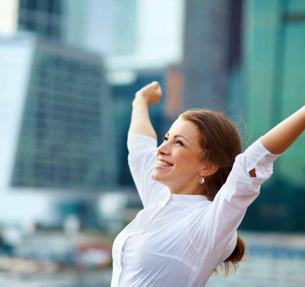 Тајната за да станете успешна жена