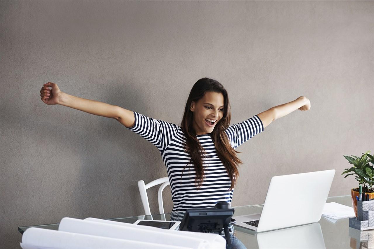 Бидете посреќни на работното место