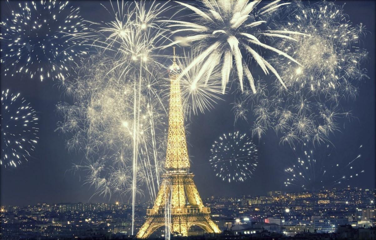 Најдобри дестинации да се прослави новогодишната ноќ во Европа.
