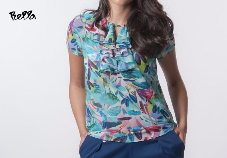 Блуза Монако лур
